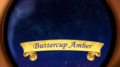 Buttercup Amber title card