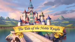 The Tale of the Noble Knight title card