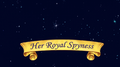 Her Royal Spyness title card.png