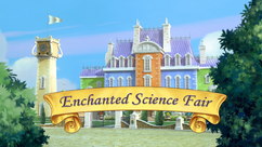 Enchanted Science Fair title card