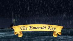 The Emerald Key title card