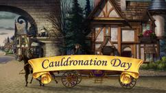 Cauldronation Day title card