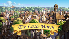 The Little Witch title card
