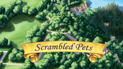 Scrambled Pets title card