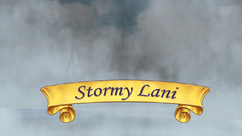 Stormy Lani title card