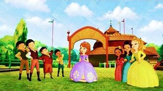 Sofia the first -Princess Things- Japanese version