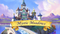 Mystic Meadows title card