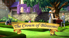 The Crown of Blossoms title card