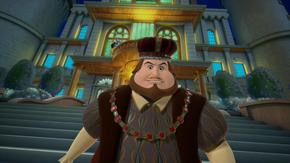 King Gideon