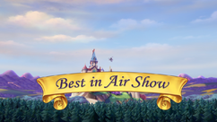 Best in Air Show title card
