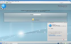 Konqueror-screenshot
