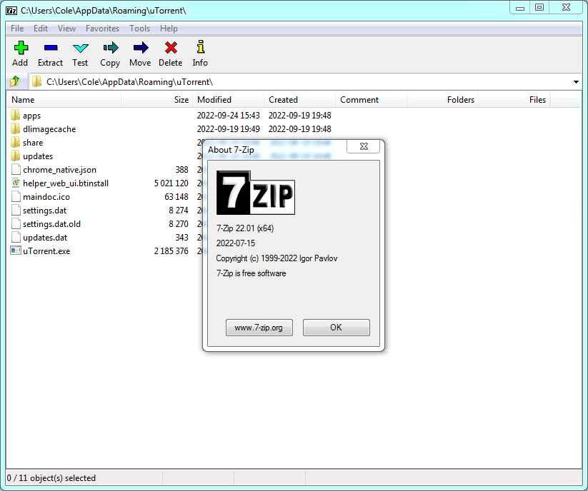 7-Zip | Software Wiki | FANDOM powered by Wikia