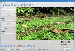 Avidemux 2.5.2-Linux KDE