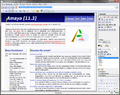 Amaya 11.3-Windows 7.png