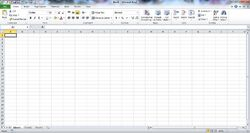 MS Excel-Screenshot