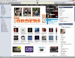 ITunes 9 OS X