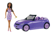 Kara Glam Convertible and Doll Unboxed
