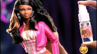 2009 Barbie So In Style S.I.S. Stylin Hair Dolls Commercial