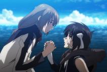 Fafner Soushi and Kazuki