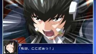 Super Robot Wars UX Fafner In The Azure The Movie Heaven and Earth All Unit Attacks Part 3