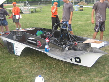 Stanford Chassis ASC2010Rolla