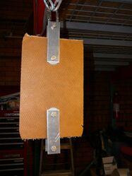 UMNSVP composite panel sheer test 1