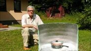 Concept de Cuisson Solaire - Nos cuiseurs en action