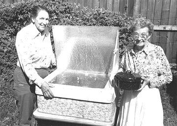 Barbara Kerr et Sherry Cole