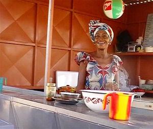 TANTIE SOLAIRE-Burkina Faso-2004