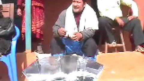 How to Use the Solar Hot Pot Presented by World Wildlife Fund Nepal