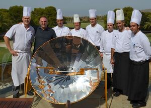 World Central Kitchen | Solar Cooking | FANDOM powered by Wikia