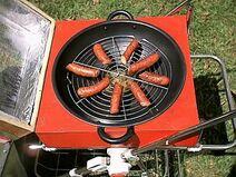 Solar Barbecue