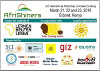 AfriShiners workshop March 2019