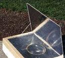 """Cocina Solar """"Mínima"""""""