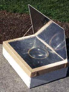 Cocina Solar Minima Foto