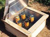Faire des conserves de fruits dans un four solaire
