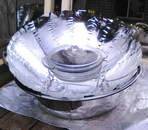 Solar wok 6