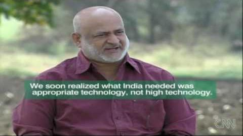 Shirdi - Solar Cooking for 100,000 - CNN.flv