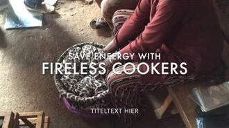 Fireless Cooker Presentation