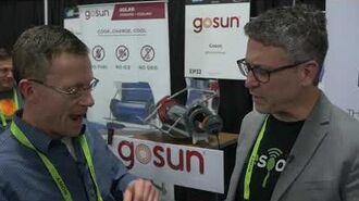 GoSun Debuts The 'Solar Kitchen', Including a Solar Powered Mini-Fridge