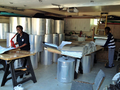 Haines Solar Cooker in production, 11-17-14.png