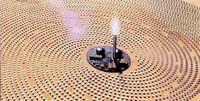 Dubai solar concentrator 07-16