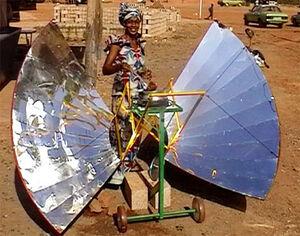 TANTIE SOLAIRE 3-Burkina Faso-2004