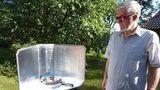 Cuiseur solaire EuroSolarCooker Margot (autoconstruction)