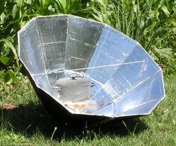 Imagen cocina solar parab lica plegable 3 jpg cocina for Planos para cocina solar parabolica