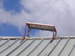 Panel on Roof