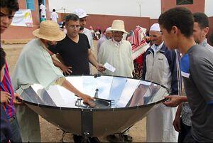France et Maroc au coeur demonstration 1, 11-20-13