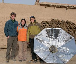 SolSource Tibet 2009