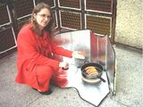 Kuchenki, piekarniki i grille solarne