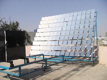 AADHUNIK SolarOven PeanutButter600